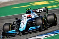 """Kubica has """"mixed feelings"""" about first point since return"""