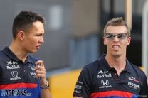 Why Red Bull gave Gasly's seat to Albon instead of Kvyat