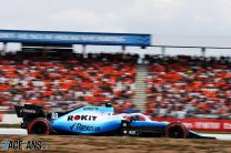 Williams hoped for bigger gain from upgrade – Kubica