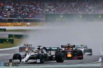 2019 German Grand Prix championship points