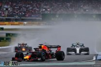 2019 German Grand Prix race result