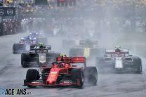 """Stewards rule Leclerc-Grosjean pit collision was """"minor"""""""