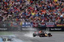 Max Verstappen, Red Bull, Hockenheimring, 2019