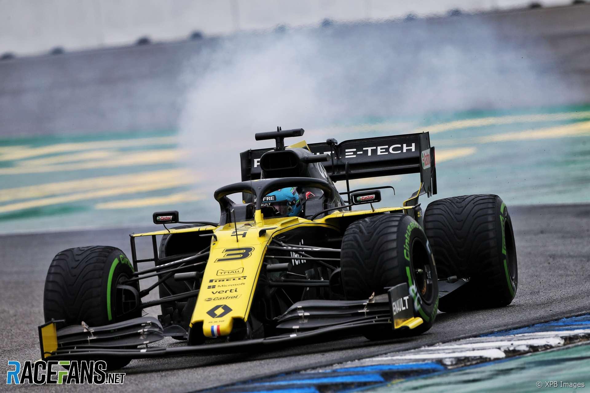 Daniel Ricciardo, Renault, Hockenheimring, 2019