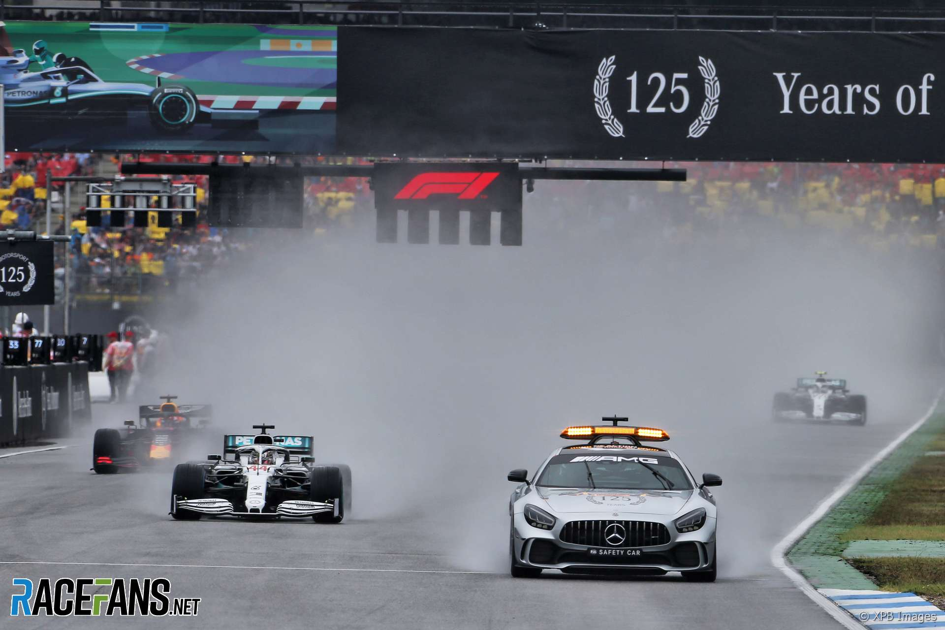 Safety Car, Hockenheimring, 2019