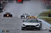 Hamilton cleared following Safety Car investigation