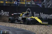 Hulkenberg: Hockenheim drag strip run-off not up to F1 standard