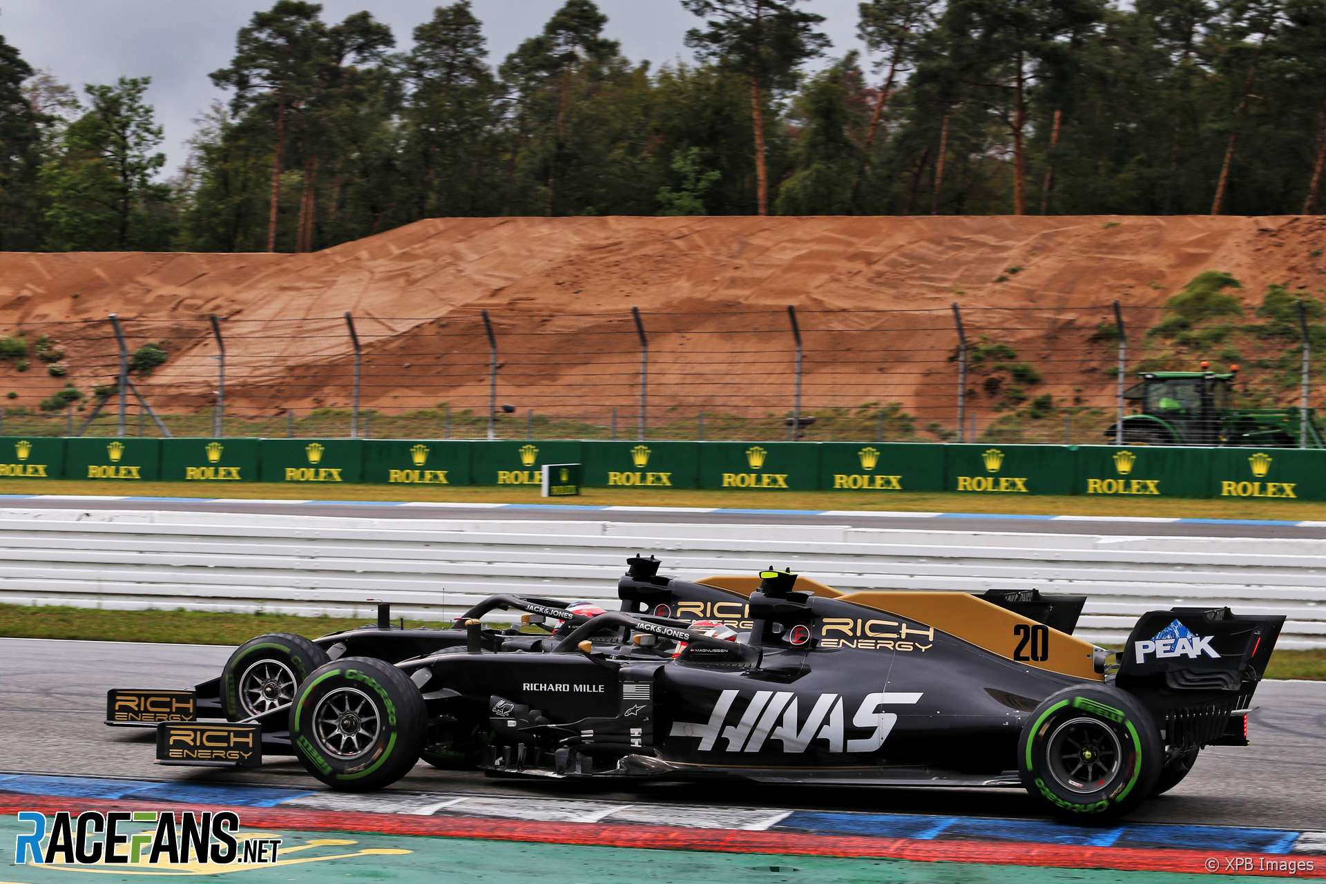 Kevin Magnussen, Haas, Hockenheimring, 2019