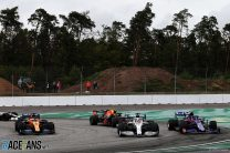 Albon: 'I didn't want to overtake Lewis'
