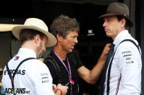 """German GP showed Wolff """"you shouldn't fool around with stuff"""""""