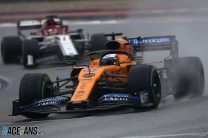 Sainz admits he lost half a minute because he deliberately went off