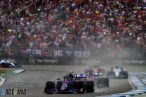 Alexander Albon, Toro Rosso, Hockenheimring, 2019