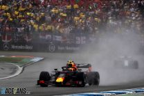 Horner: Gasly went off three times at turn one