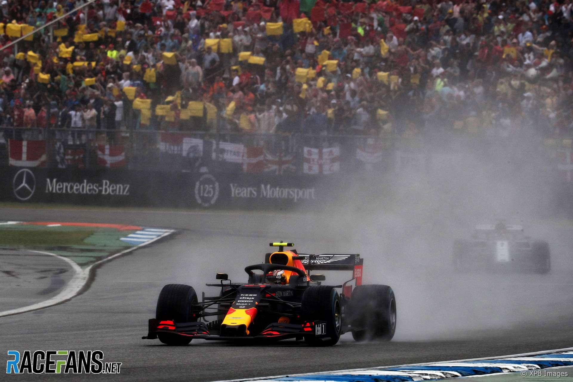 Pierre Gasly, Red Bull, Hockenheimring, 2019