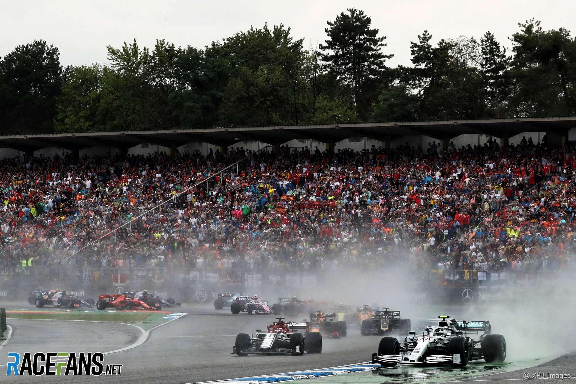 Start, Hockenheimring, 2019
