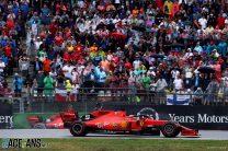 Sebastian Vettel, Ferrari, Hockenheimring, 2019