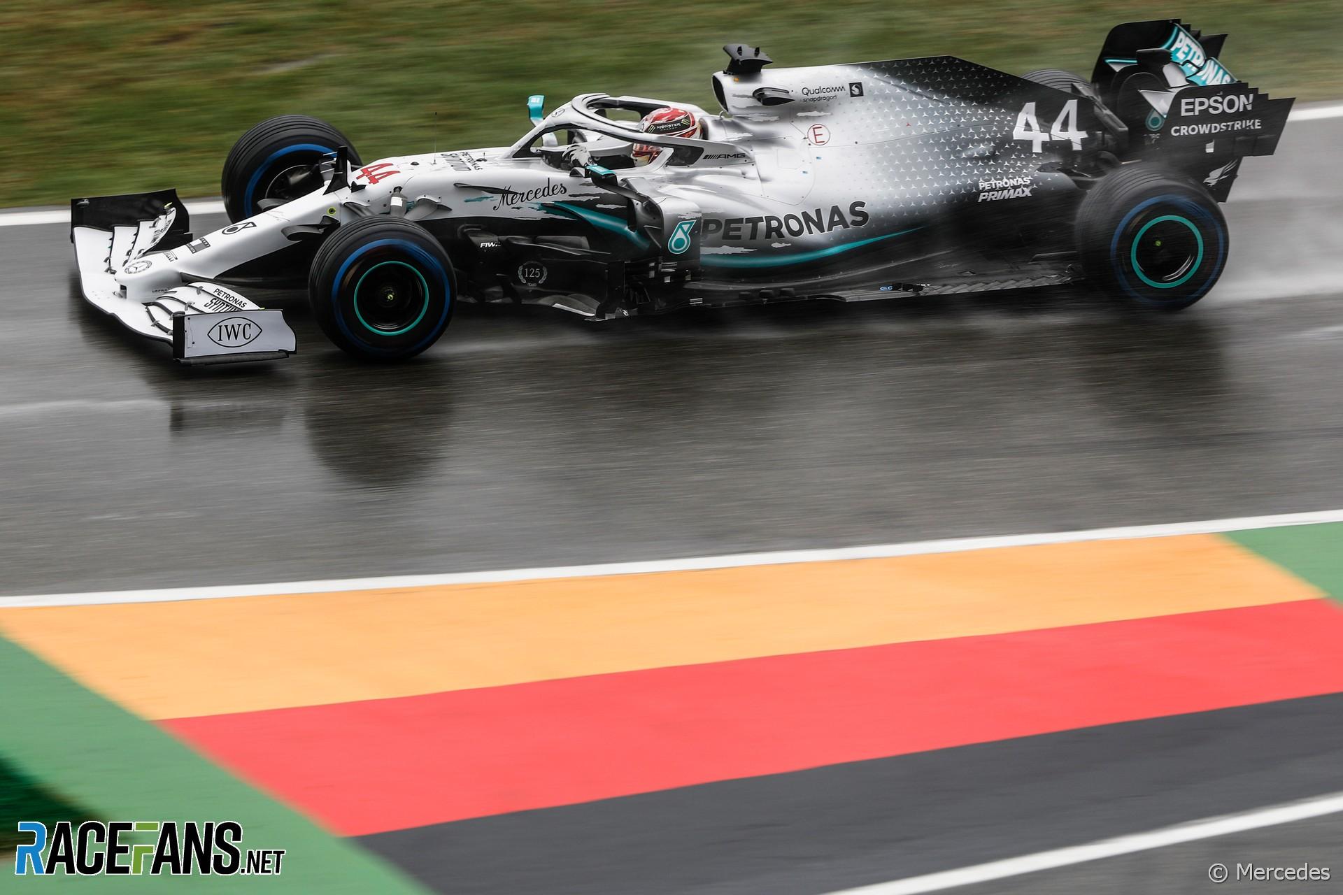 Lewis Hamilton, Mercedes, Hockenheimring, 2019