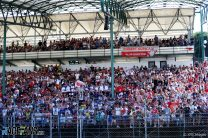Robert Kubica fans, Hungaroring, 2019