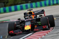 Verstappen pips Mercedes drivers to claim first pole position