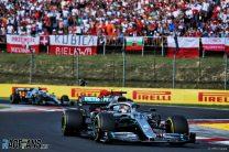 2019 Hungarian Grand Prix race result