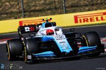 Robert Kubica, Williams, Hungaroring, 2019