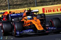 Lando Norris, McLaren, Hungaroring, 2019