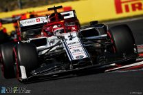 Kimi Raikkonen, Alfa Romeo, Hungaroring, 2019