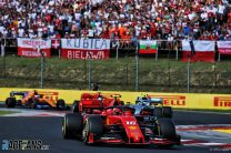 2019 Hungarian Grand Prix in pictures