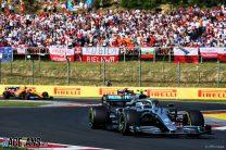 Valtteri Bottas, Mercedes, Hungaroring, 2019
