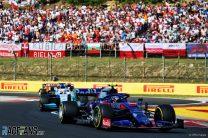 Alexander Albon, Toro Rosso, Hungaroring, 2019