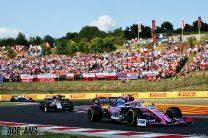 Lance Stroll, Racing Point, Hungaroring, 2019