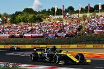 Daniel Ricciardo, Renault, Hungaroring, 2019
