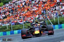 Pierre Gasly, Red Bull, Hungaroring, 2019