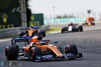 Carlos Sainz Jnr, McLaren, Hungaroring, 2019