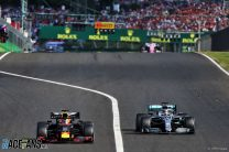 """Hamilton-Verstappen fight could have been """"a lot more aggressive"""""""