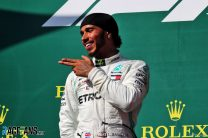 Hamilton 10 wins away from Schumacher's all-time victory record