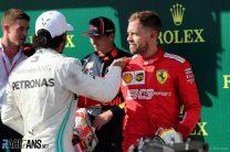 Lewis Hamilton, Sebastian Vettel, Hungaroring, 2019
