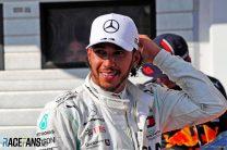 Lewis Hamilton, Mercedes, Hungaroring, 2019