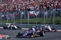 Daniil Kvyat, Toro Rosso, Hungaroring, 2019