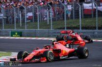 Charles Leclerc, Ferrari, Hungaroring, 2019