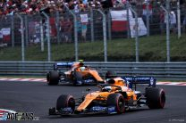 """McLaren very encouraged by performance on """"weakest"""" track"""