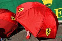 Caption Competition 157: Leclerc's umbrella