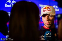 """Red Bull dropped Gasly because he was """"struggling with the pressure"""" – Horner"""