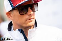 Raikkonen tight-lipped over injury which prompted Ericsson call-up