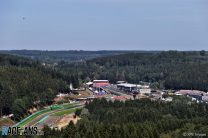 Sergio Perez, Racing Point, Spa-Francorchamps, 2019