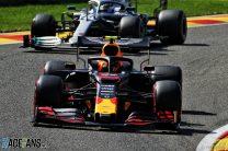 Alexander Albon, Toro Rosso, Spa-Francorchamps, 2019