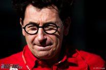 "Using Ferrari's veto on 2021 rules would be ""a shame"" – Binotto"