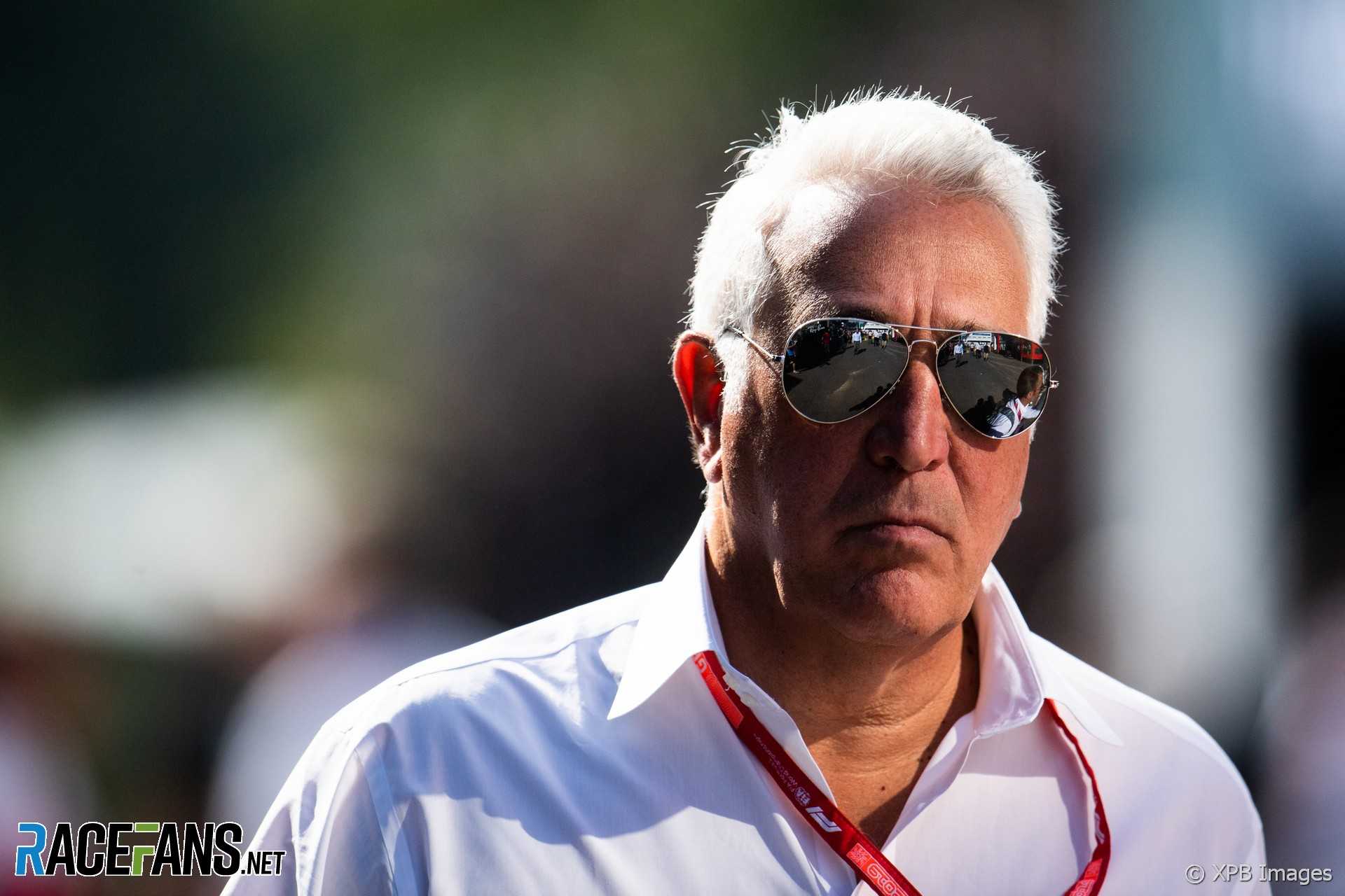 Lawrence Stroll, Spa-Francorchamps, 2019