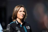 Claire Williams, Williams, Spa-Francorchamps, 2019