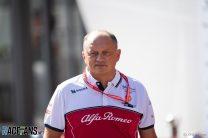 Frederic Vasseur, Alfa Romeo, Spa-Francorchamps, 2019